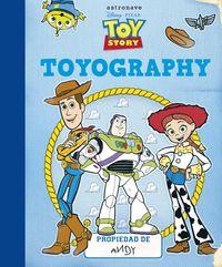 Toyography - Toy Story - Sheri Tan (disney)