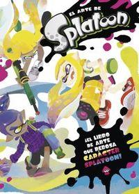El arte de splatoon - Nintendo