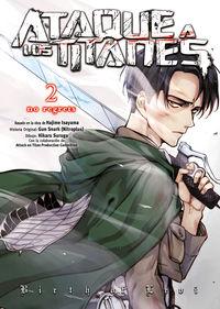 Ataque A Los Titanes: No Regrets 2 (color) - Gun Snark / Hikaru Suruga / Hajime Isayama