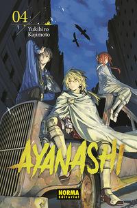 AYANASHI 4 (+COFRE )