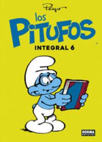 Pitufos, Los 6 (integral) - Studio Peyo