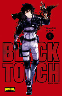 BLACK TORCH 1 (ED. PROMOCIONAL)
