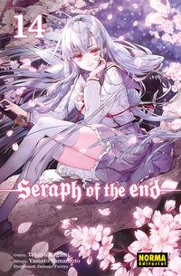 Seraph Of The End 14 - Takaya Kagami / Yamato Yamamoto / Daisuke Furuya