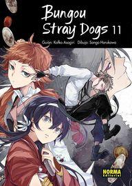 BUNGOU STRAY DOGS 11