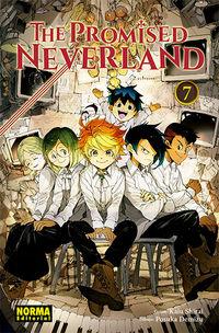 Promised Neverland, The 7 - Kaiu Shirai / Posuka Demizu