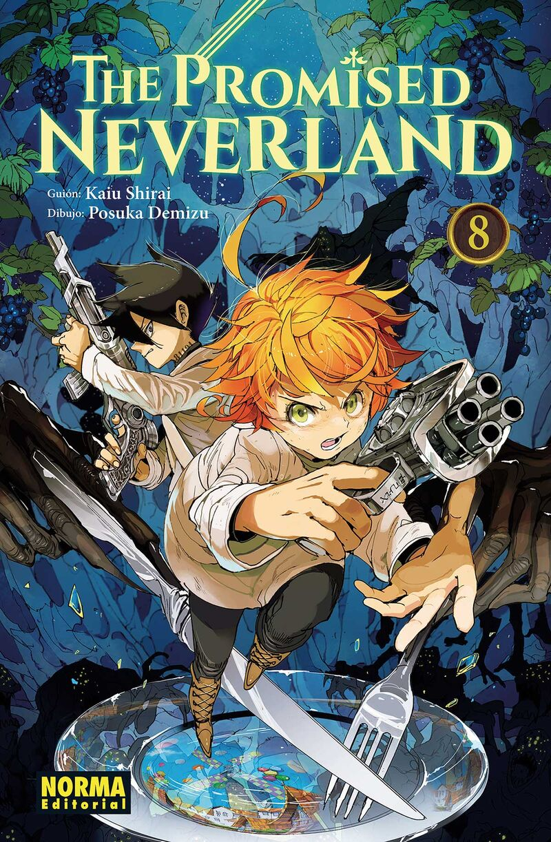PROMISED NEVERLAND, THE 8