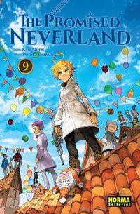 Promised Neverland, The 9 - Kaiu Shirai / Posuka Demizu