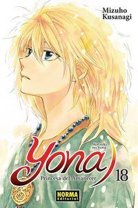 Yona, Princesa Del Amanecer 18 - Mizuho Kusanagi