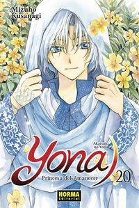 Yona, Princesa Del Amanecer 20 - Mizuho Kusanagi