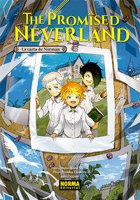 Promised Neverland, The - La Carta De Norman - Nanao / Kaiu Shirai / Posuka Demizu