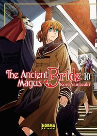 ANCIENT MAGUS BRIDE, THE 10