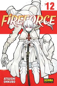 FIRE FORCE 12