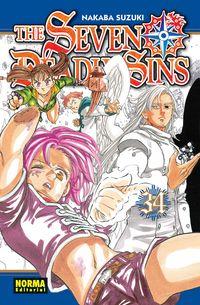 7 Deadly Sins, The 34 - Nakaba Suzuki