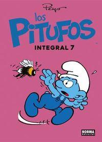 Pitufos, Los 7 (integral) - Peyo