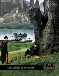 Harry Potter: Los Archivos De Las Peliculas 4 - Los Alumnos De Hogwarts - Jody Revenson
