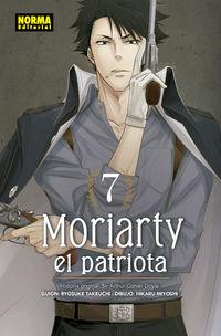 MORIARTY EL PATRIOTA 7