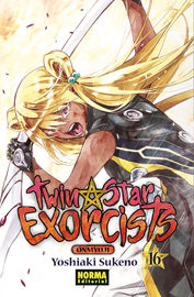 TWIN STARS EXORCISTS 16