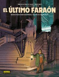 BLAKE Y MORTIMER - EL ULTIMO FARAON