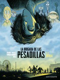 BRIGADA DE LAS PESADILLAS, LA 2 - NICOLAS