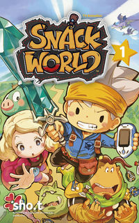 SNACK WORLD TV ANIMATION, THE 1