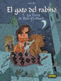 GATO DEL RABINO, EL 7 - LA TORRE DE BAB-EL-OUED
