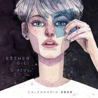 AZUL - CALENDARIO 2020