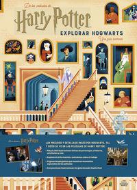 Harry Potter: Explorar Hogwarts - Jody Revenson / Studio Muti