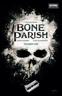 Bone Parish 1 - Cullen Bunn / Jonas Scharf / Alex Guimaraes