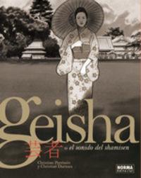 Geisha O El Sonido Del Shamisen - Christian Perrissin / Christian Durieux