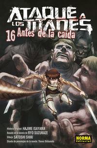 ATAQUE A LOS TITANES ANTES DE LA CAIDA 16
