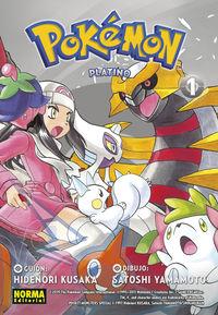 Pokemon 22 - Platino 1 - Hidenori Kusaka / Satoshi Yamamoto