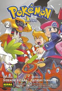 Pokemon 23 - Platino 2 - Hidenori Kusaka / Satoshi Yamamoto