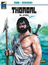 Thorgal 36 - Aniel - Yann / Grzegord Rosinski