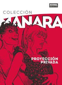 Coleccion Manara 9 - Proyeccion Privada - Milo Manara
