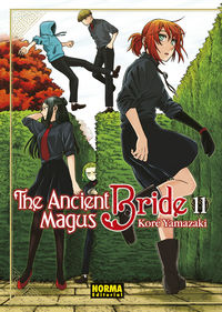 ANCIENT MAGUS BRIDE, THE 11