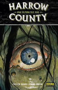 HARROW COUNTY 8 - UNA ULTIMA VEZ MAS