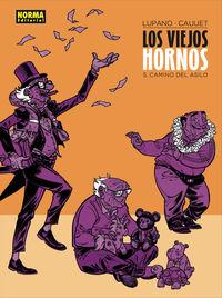 VIEJOS HORNOS, LOS 5 - CAMINO DEL ASILO