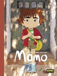 Momo - Jonathan Garnier / Rony Hotin