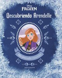 DESCUBRIENDO ARENDELLE - FROZEN 2