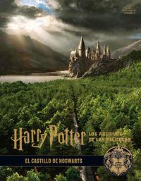 Harry Potter: Los Archivos De Las Peliculas 6 - El Castillo De Howarts - Jody Revenson