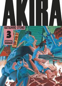 AKIRA 3 (ED. ORIGINAL)