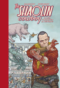 SHAOLIN COWBOY, THE 3 - ¿QUIEN PONDRA FIN AL REINADO?
