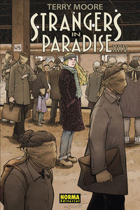 Strangers In Paradise Xxv - Terry Moore