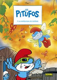 PITUFOS, LOS - 38 - LOS PITUFOS Y LA MAQUINA DE SOÑAR