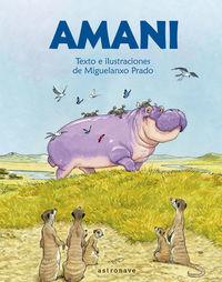 Amani - Miguelanxo Prado