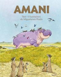 Amani (cat) - Miguelanxo Prado