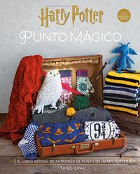 HARRY POTTER: PUNTO MAGICO - EL LIBRO OFICIAL DE PATRONES DE HARRY POTTER