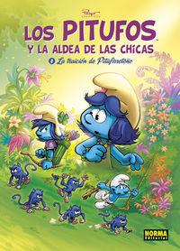 PITUFOS Y LA ALDEA DE LAS CHICAS, LOS 2 - LA TRAICION DE PITUFIRRETOÑO
