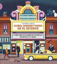 Alfred, Quentin Y Pedro En El Estudio - Alexandre Clerisse