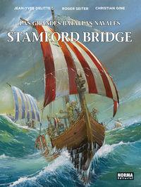 STAMFORD BRIDGE - LAS GRANDES BATALLAS NAVALES